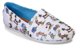 Skechers BOBS Plush Playa Pups Slip-On