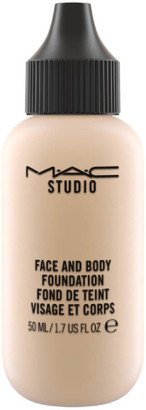 M·A·C MAC Studio Face and Body Foundation (Various Shades) - C1
