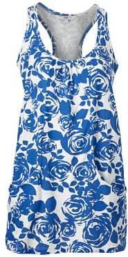 Rose Print Vest