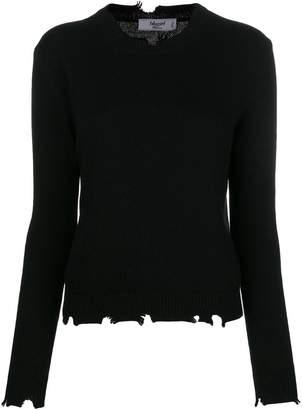 Blugirl cut out knit sweater