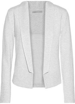 Tart Collections Mélange Stretch-Jersey Blazer