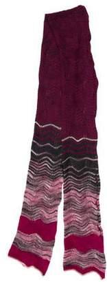 Missoni Mohair-Blend Knit Scarf