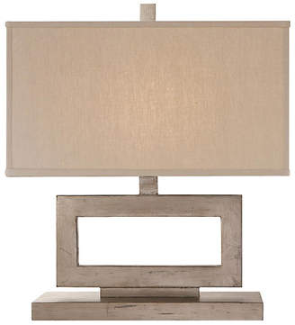 Visual Comfort & Co. Low Mod Table Lamp - Silver