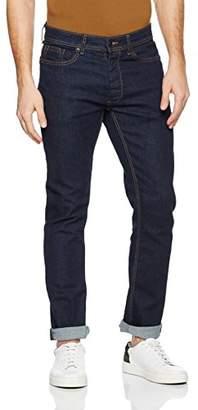 Burton Menswear London Men's Slim Dark Rinse Jeans,W34/L32 (Size:34R)