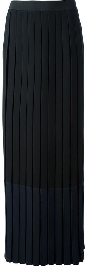 P.A.R.O.S.H. pleated skirt