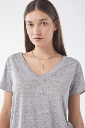 Urban Outfitters The Mom V-Neck Tee