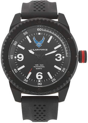 JCPenney WRIST ARMOR Wrist Armor C20 US Air Force Mens Rubber Strap Watch