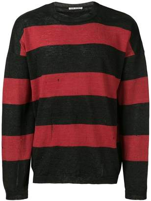 Our Legacy striped style sweater