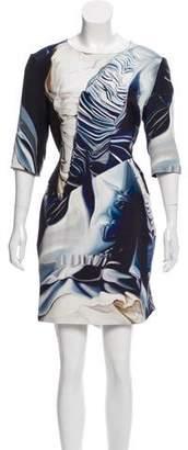 Mary Katrantzou Printed Knee-Length Dress