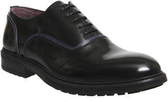 Poste Gusto Cleat Sole Oxford Shoes