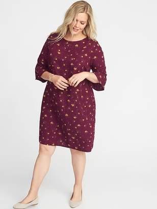 Old Navy Purple Plus Size Dresses Shopstyle