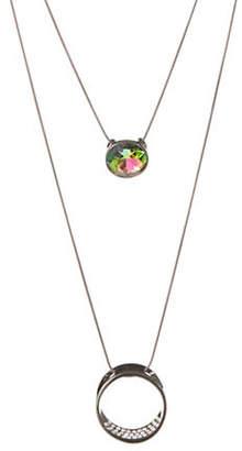 HBC EXPRESSION Set of Two Pendant Necklaces