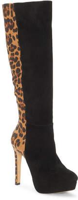 Jessica Simpson Rollin High Heel Platform Boots Women Shoes