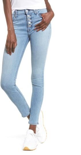 Women's Hudson Jeans Ciara High Waist Skinny Jeans