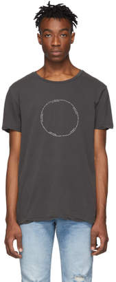 Ksubi Black Life Questions T-Shirt