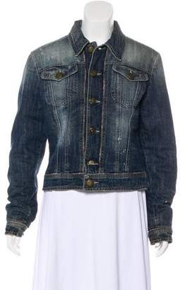 Just Cavalli Causal Denim Jacket