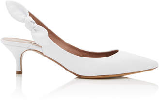 Tabitha Simmons Rise Leather Pumps