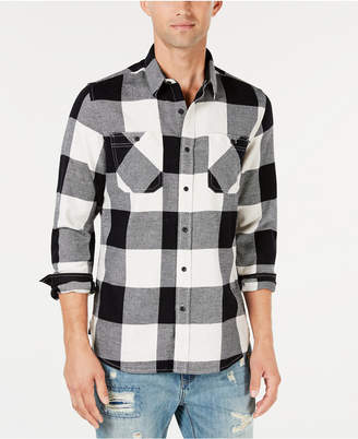 American Rag Men's Adam Nep Check Shirt