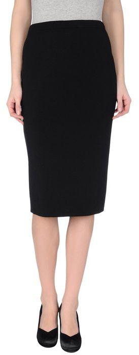 Jil Sander 3/4 length skirt