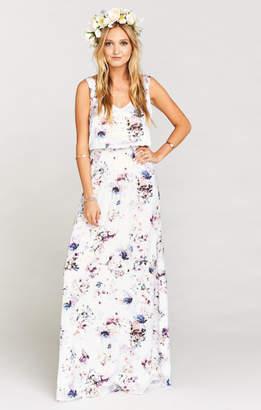 Show Me Your Mumu Kendall Maxi Dress ~ Bouquet Beauty
