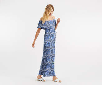 Oasis PAISLEY MAXI DRESS
