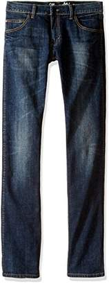 Wrangler Men's Tall Retro Slim-Fit Straight-Leg Jean