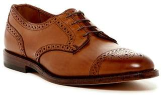 Allen Edmonds 6th Avenue Semi Brogue Derby - Extra Wide Width Available $395 thestylecure.com