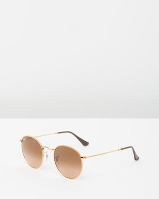 Ray-Ban Round Metal Color Lens