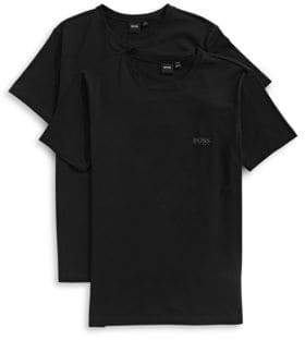 BOSS Two-Pack Cotton Stretch T-Shirts