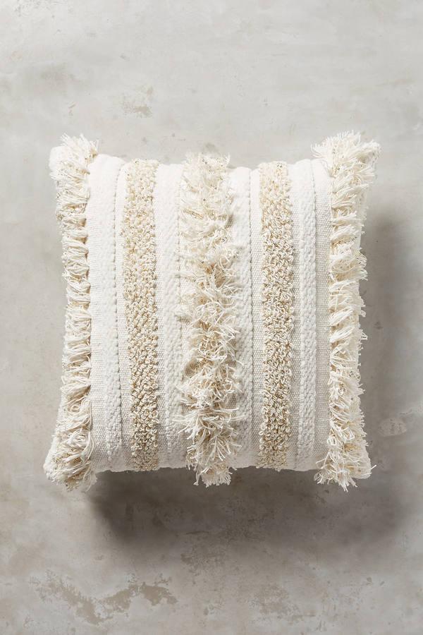AnthropologieAnthropologie Textured Indira Pillow