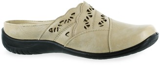 Easy Street Shoes Forever Women's Comfort Cutout Clogs