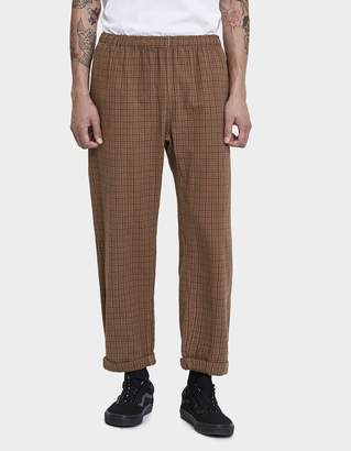 Insight The Flynn Cotton Check Pant