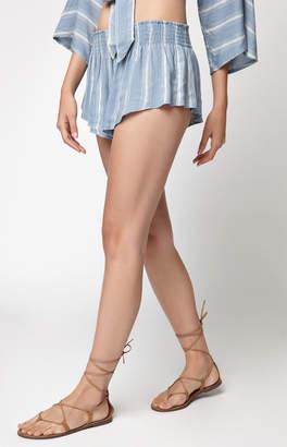 Blue Life Beach Bunny Shorts