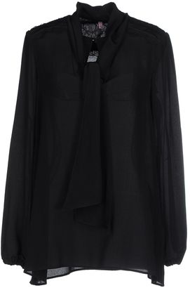 SCEE BY TWIN-SET Blouses $153 thestylecure.com