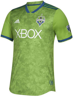 adidas Men Seattle Sounders Fc Primary Authentic Jersey