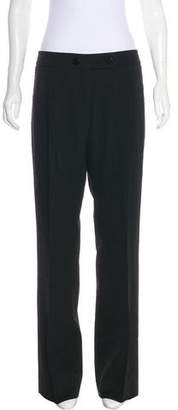 Givenchy High-Rise Flared Pants