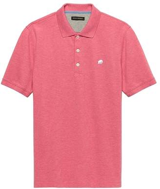 Banana Republic Slim Signature Pique Polo
