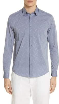 Vilebrequin Turtle Jacquard Sport Shirt