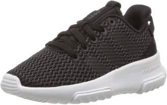 adidas Kid's Boy's Cloudfoam Racer TR Running Shoes, Utility Black/Core Black/Footwear White