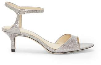 Vince Camuto Imagine Keire – Metallic Kitten-heel Sandal