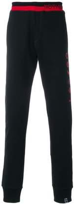 Lanvin printed track pants