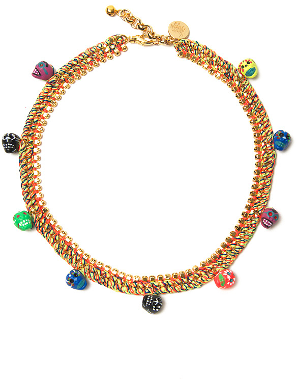 Venessa Arizaga Arena Mexico Necklace