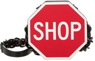 MoschinoMoschino STOP Crossbody Bag
