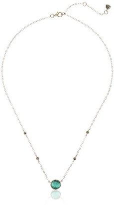 "Judith Jack ""Pendant Collection"" Sterling Silver/Marcasite Multi-Pendant Necklace, 16"" + 2"" Extender $98 thestylecure.com"