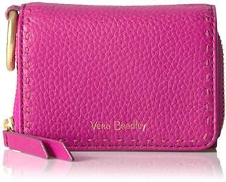 Vera Bradley Rfid Mallory Card Case Credit Card Holder
