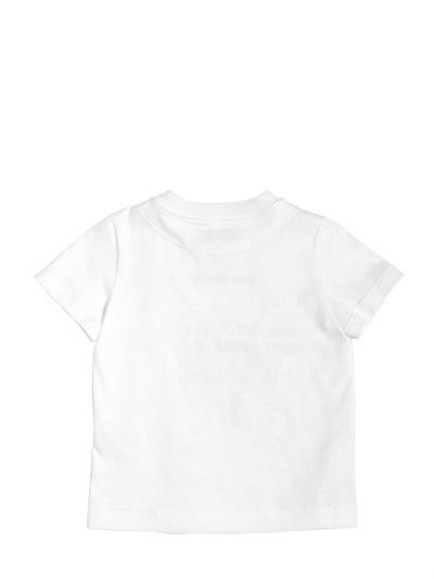 Simonetta Printed Cotton Jersey T-Shirt