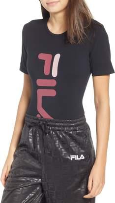 Fila Quinn Logo Bodysuit