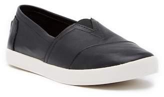 Toms Avalon Leather Slip-On