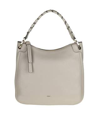 Furla rialto M Hobo Shoulder Bag In Sand Color