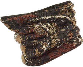 Asstd National Brand QuietWear Knit Camo Neck Gaiter